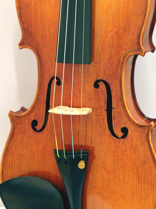オベール限定生産ヴァイオリン「ジャン・フランソワ・ニコラス」