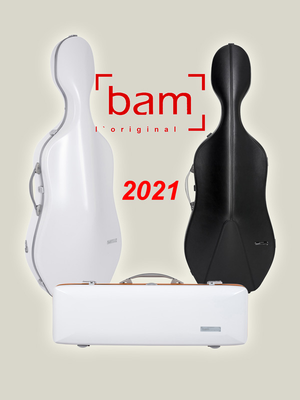 bamケースの新商品が続々入荷!